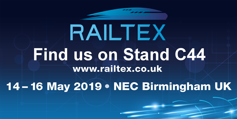 Railtex Personalised logo