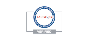 RISQS railways industry supplier qualification scheme Viewtec signs logo