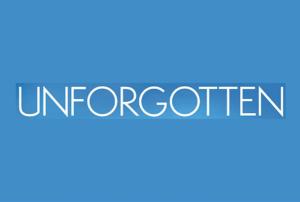 Unforgotten logo